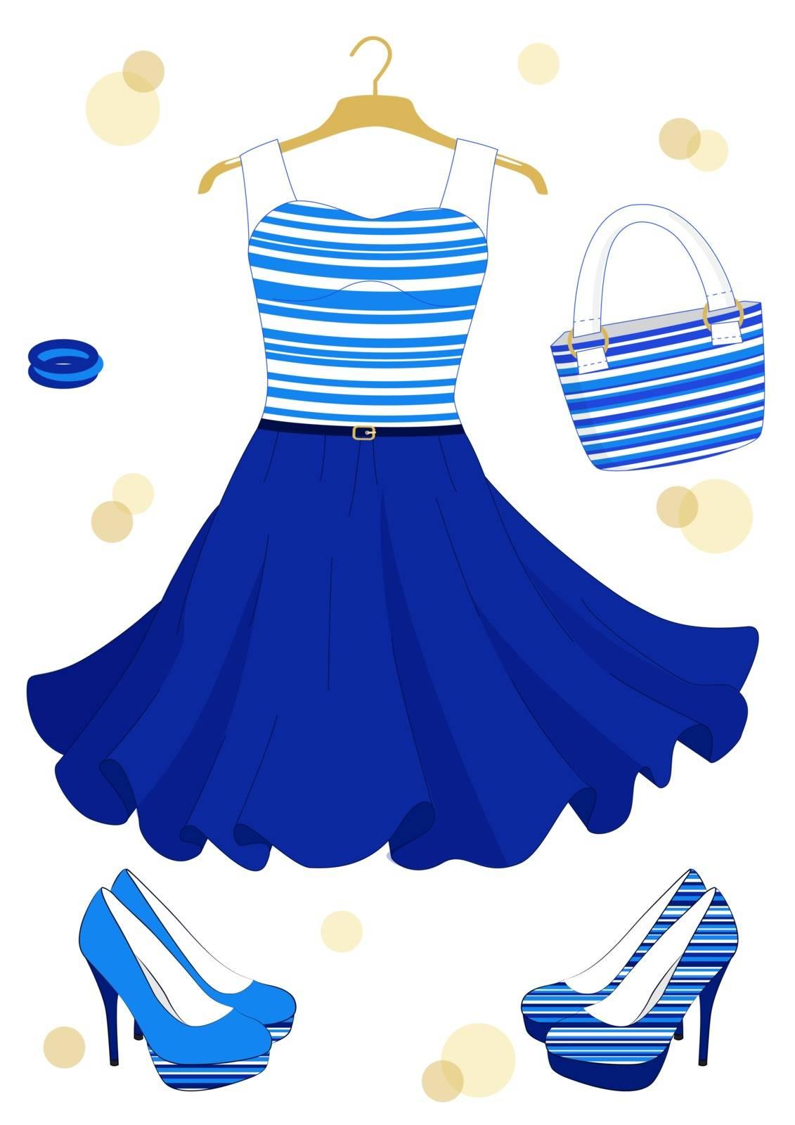 beautiful dress by rodakm