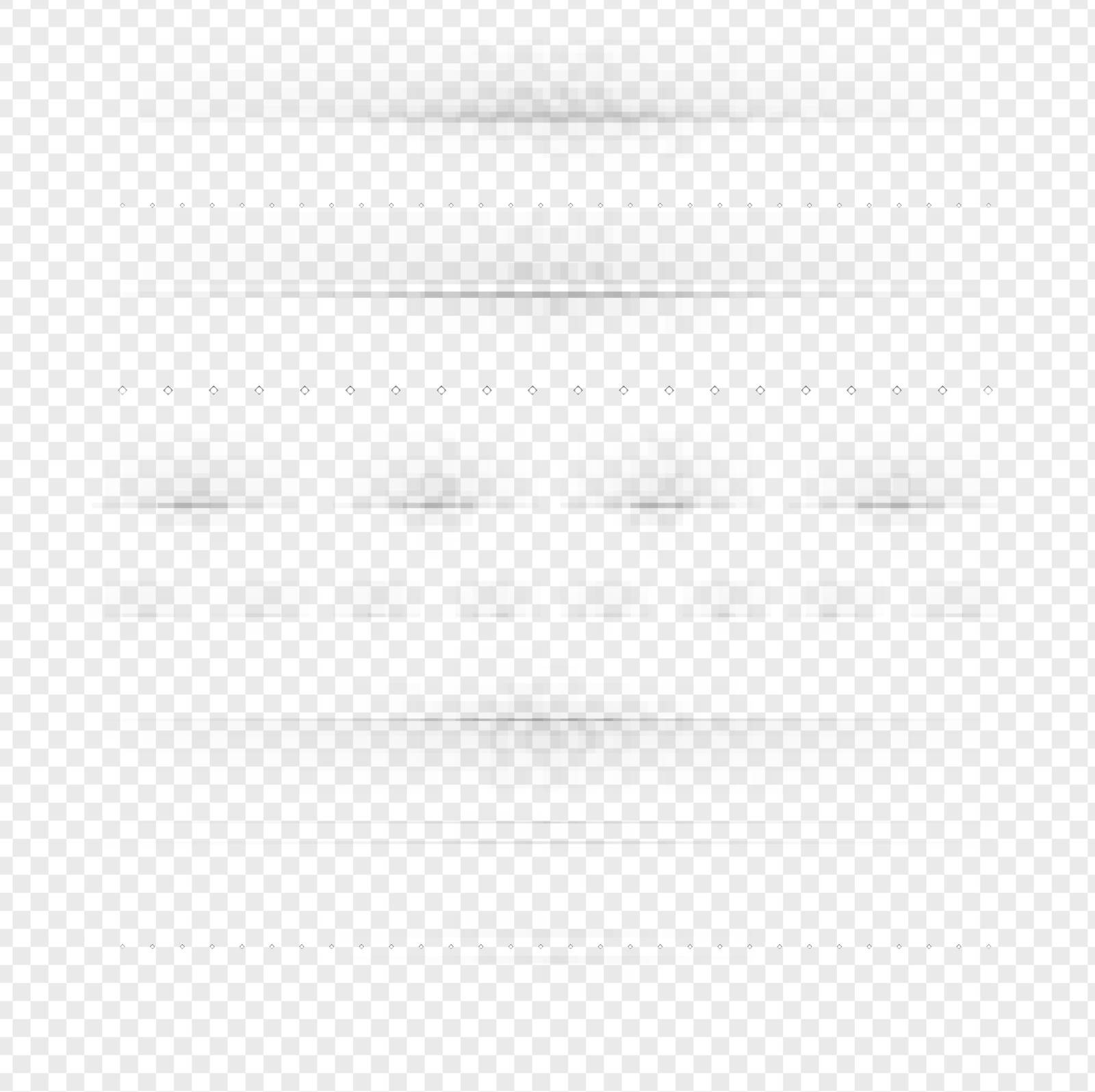 Set Of Dividers Big Set Isolated on Transparent Background, With Gradient Mesh, Vector Illustration