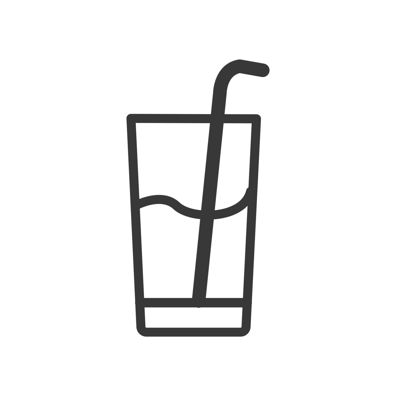 Beverage Icon line icon