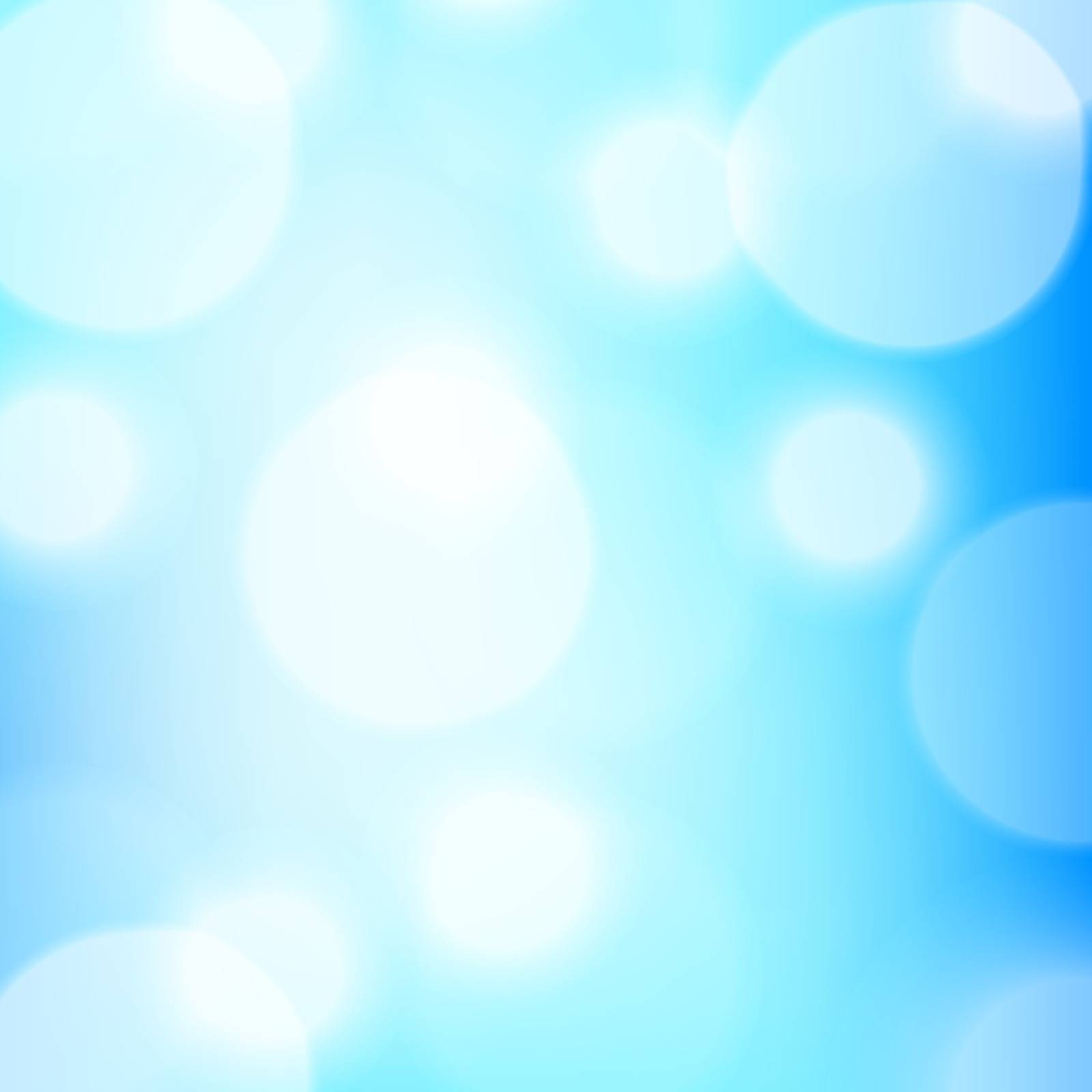 Abstract colorful defocused lights bokeh background. Vector illustration.