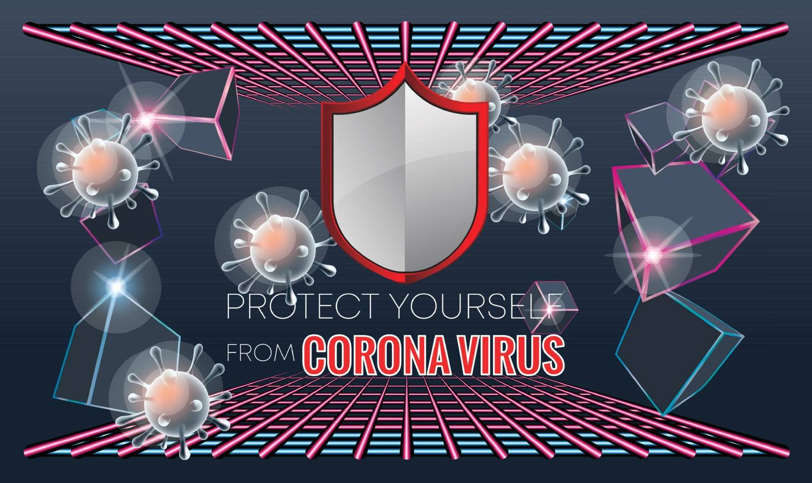 Protect yourself from corona virus