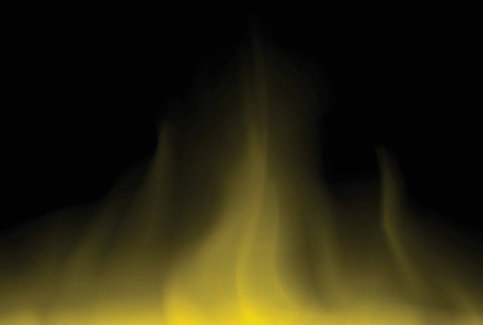 Yellow Lights  Abstract background unusual illustration