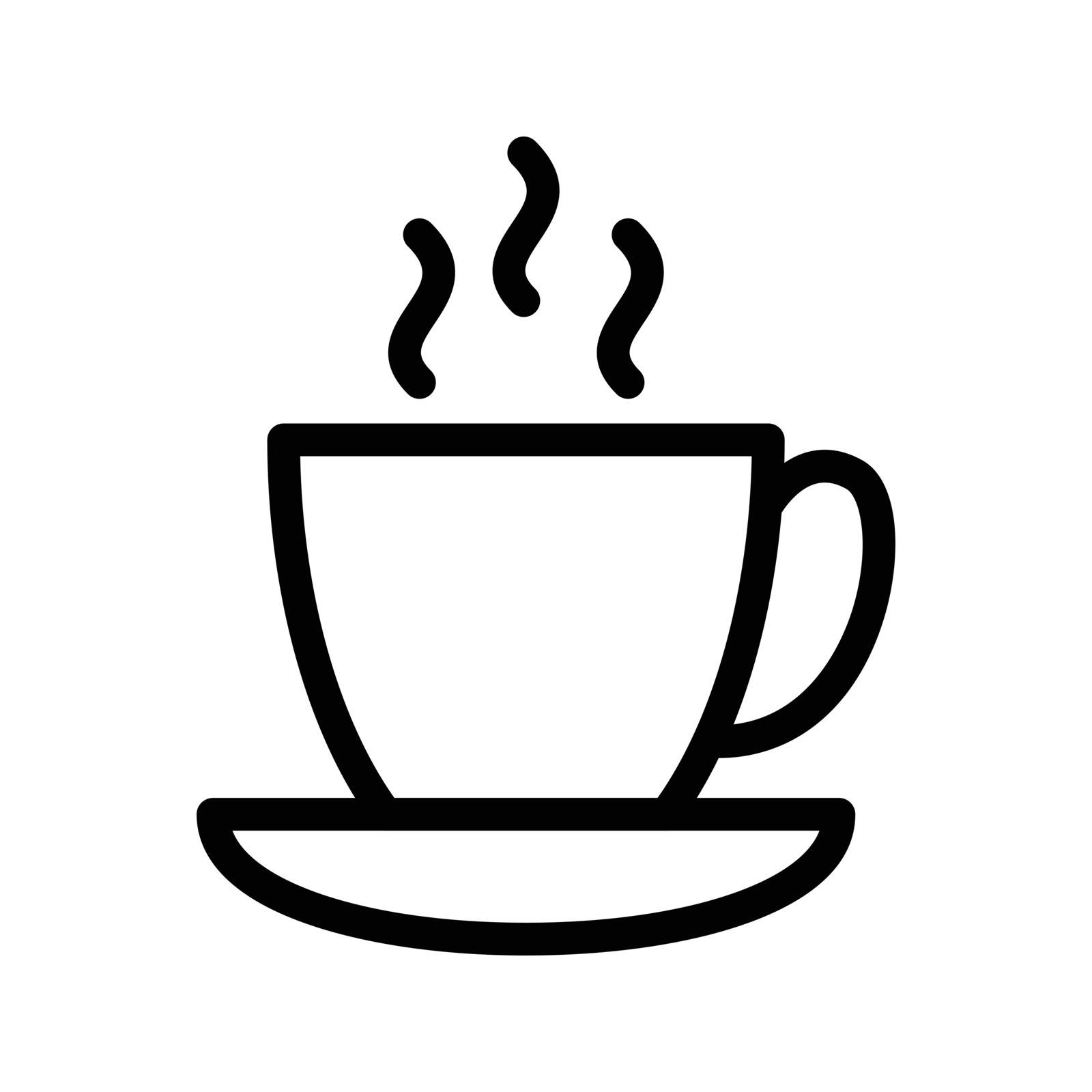 coffee  by vectorstall