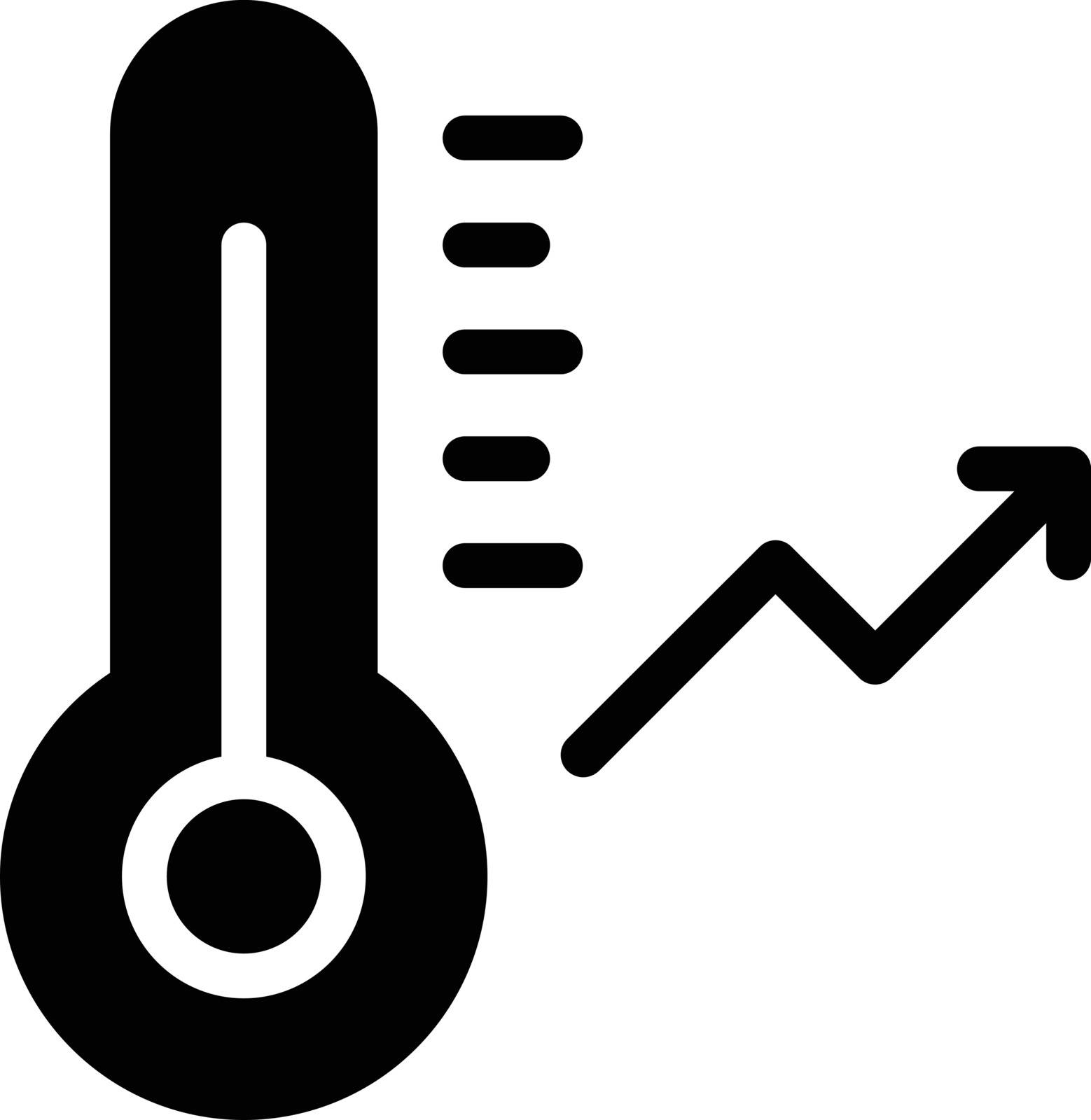 thermometer  by vectorstall