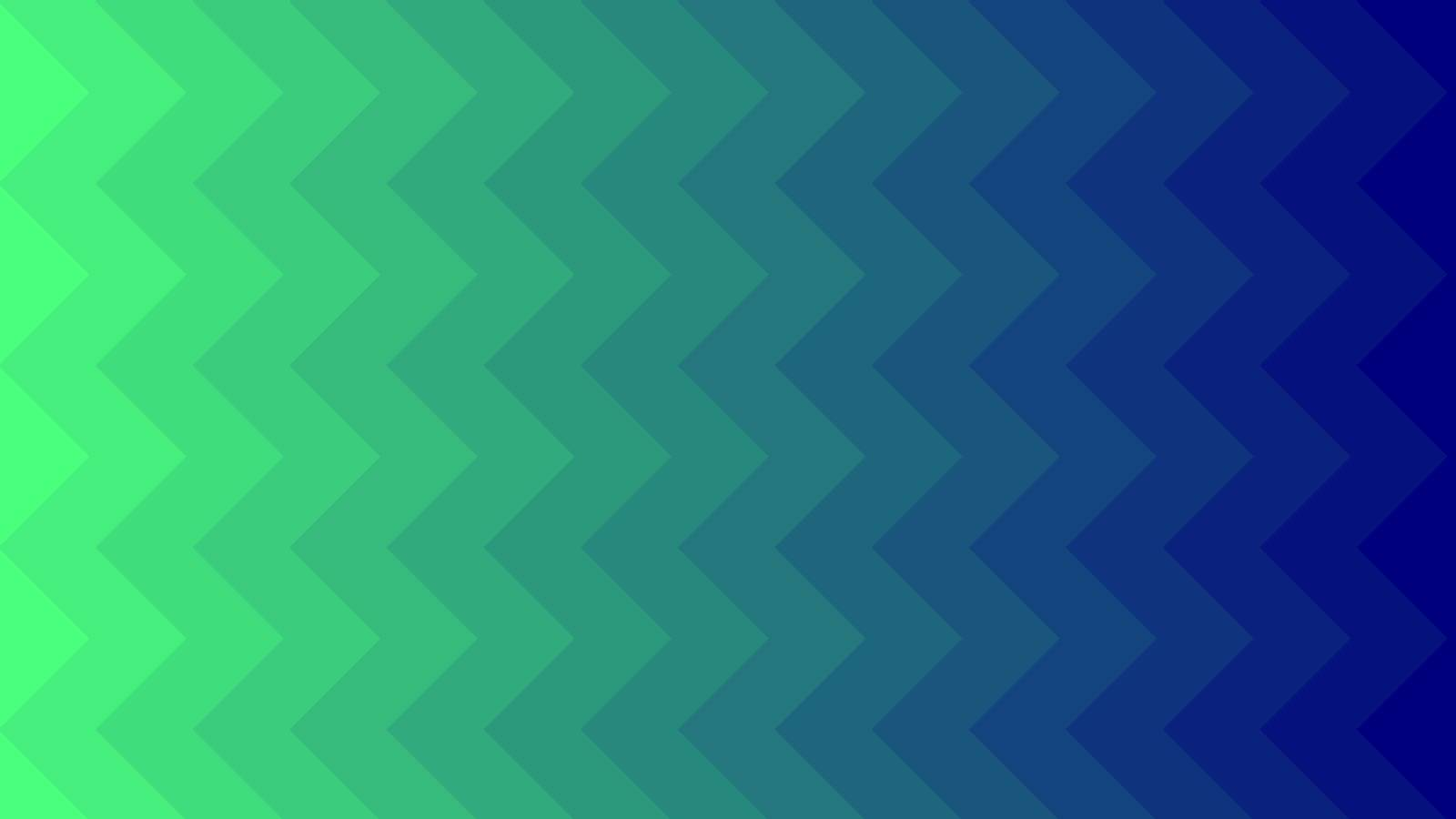 Green and Blue vector texture with zigzag. Modern abstract illustration for website, poster, banner ads.