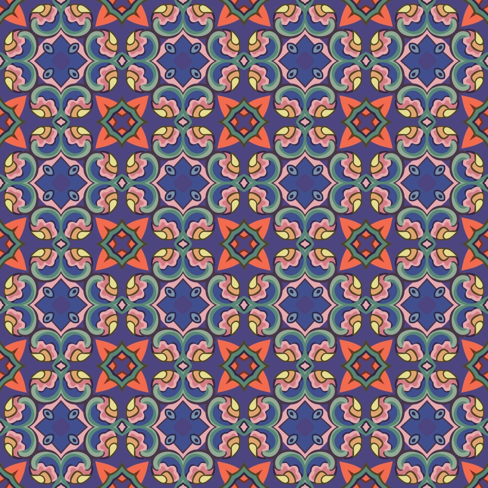 Seamless pattern by nahhan