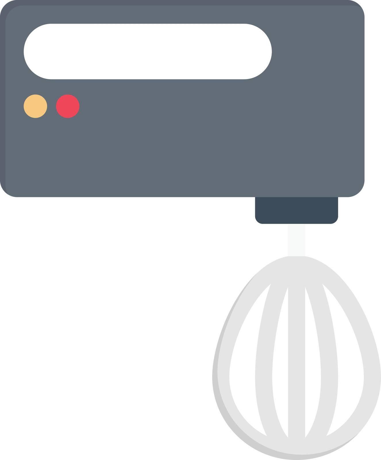 machine vector colour flat icon