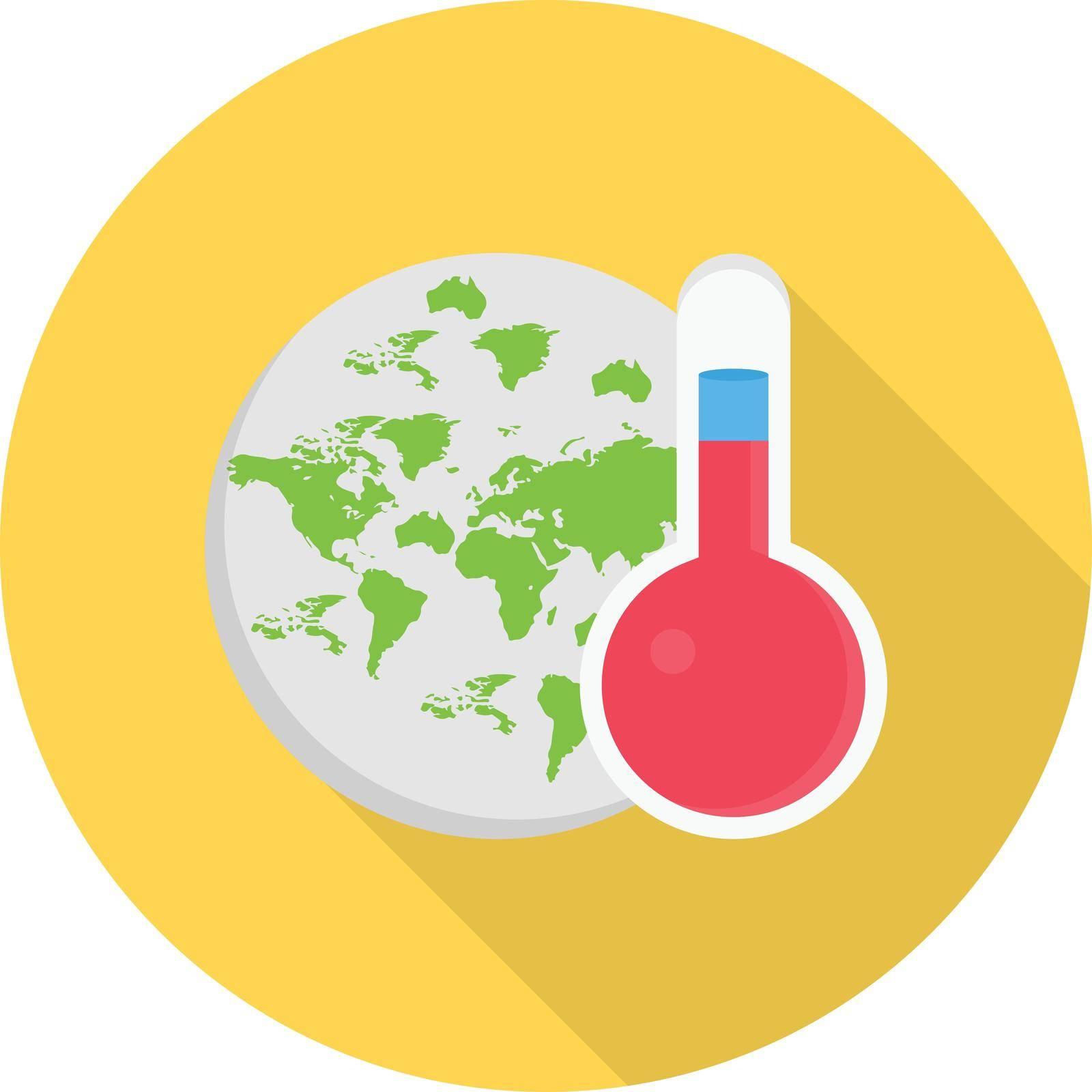 temperature  by vectorstall