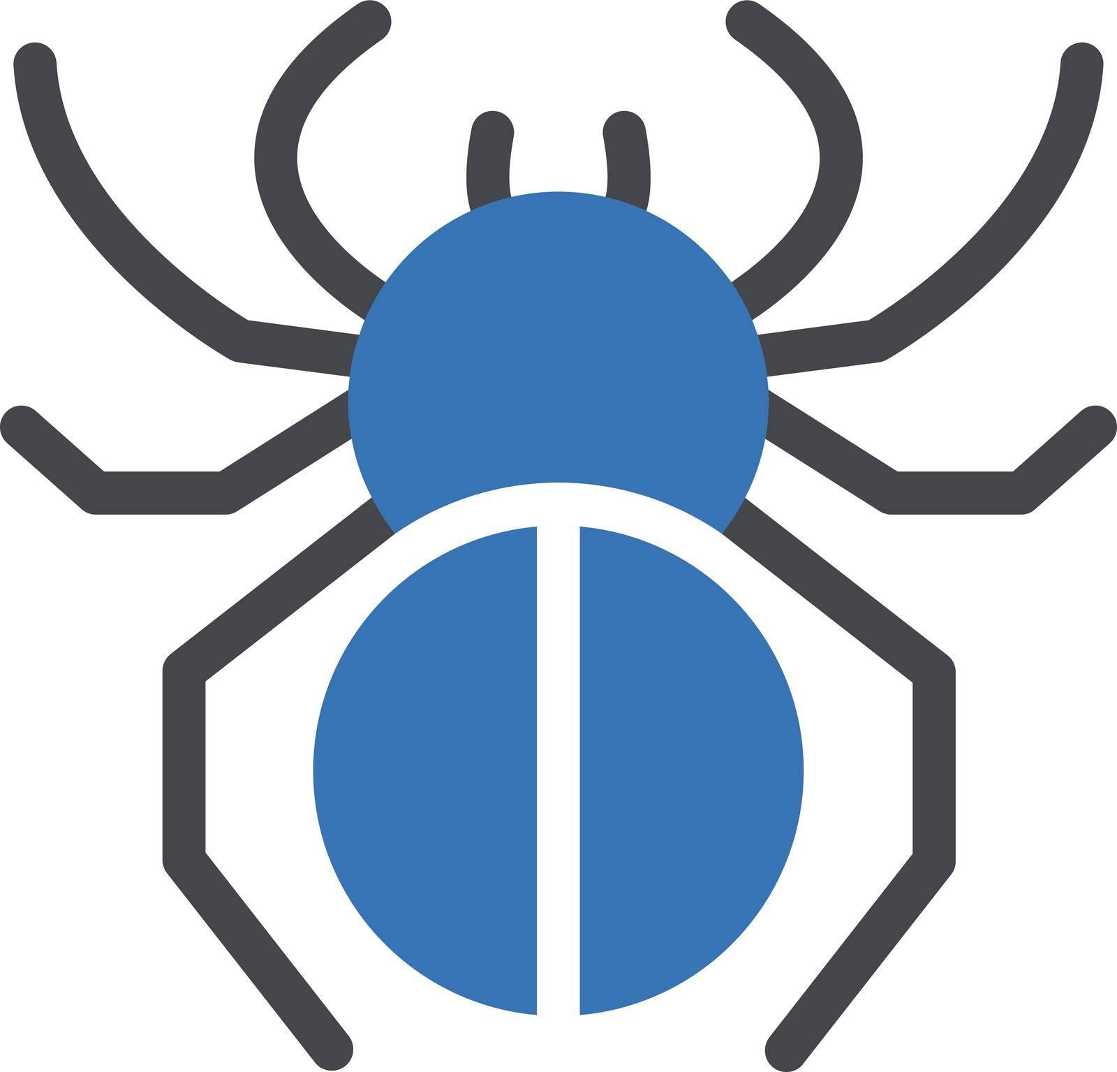 nature vector glyph color icon