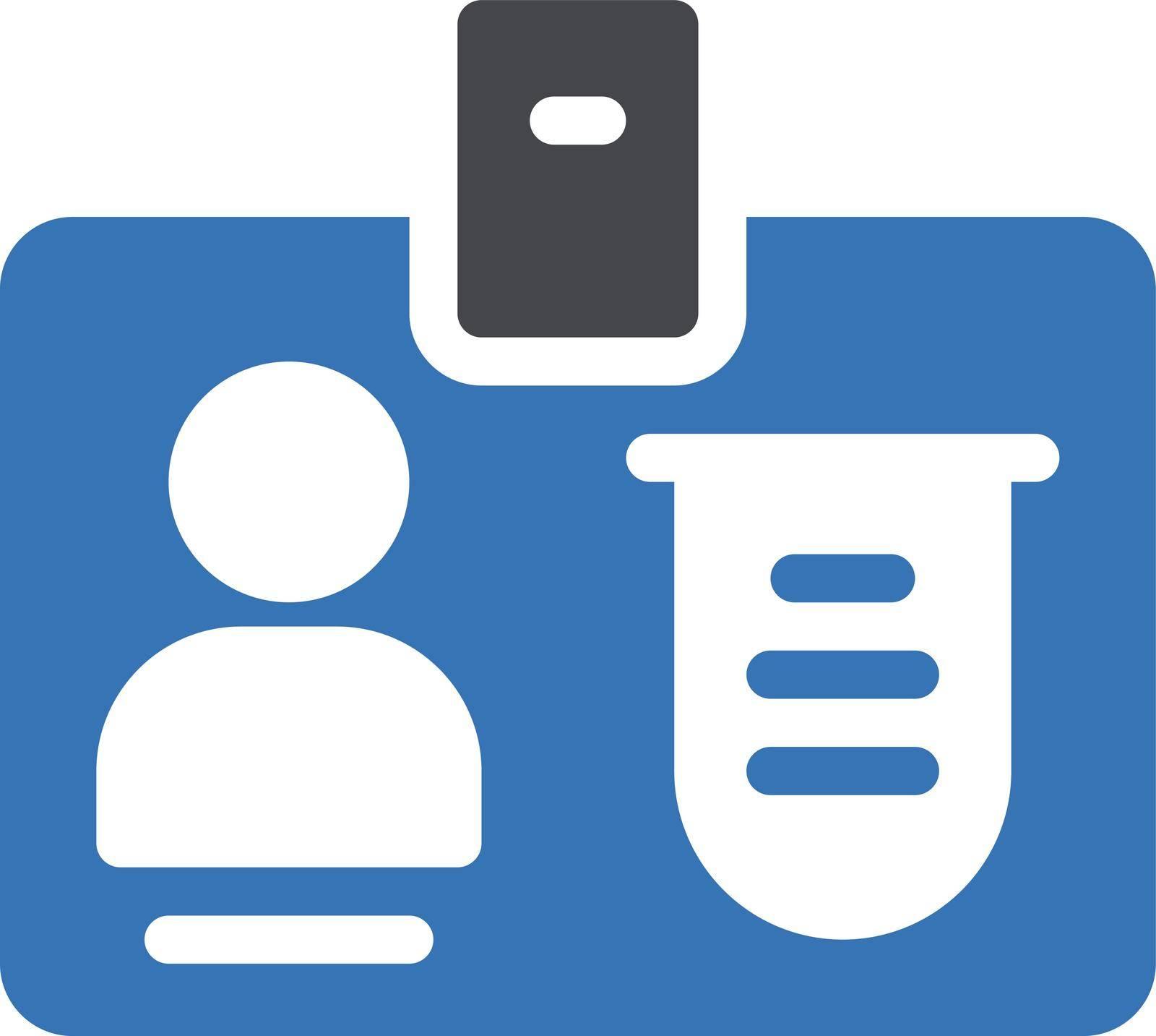 card vector glyph colour icon
