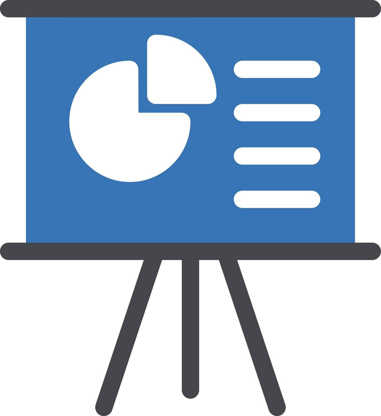 sign vector glyph color icon