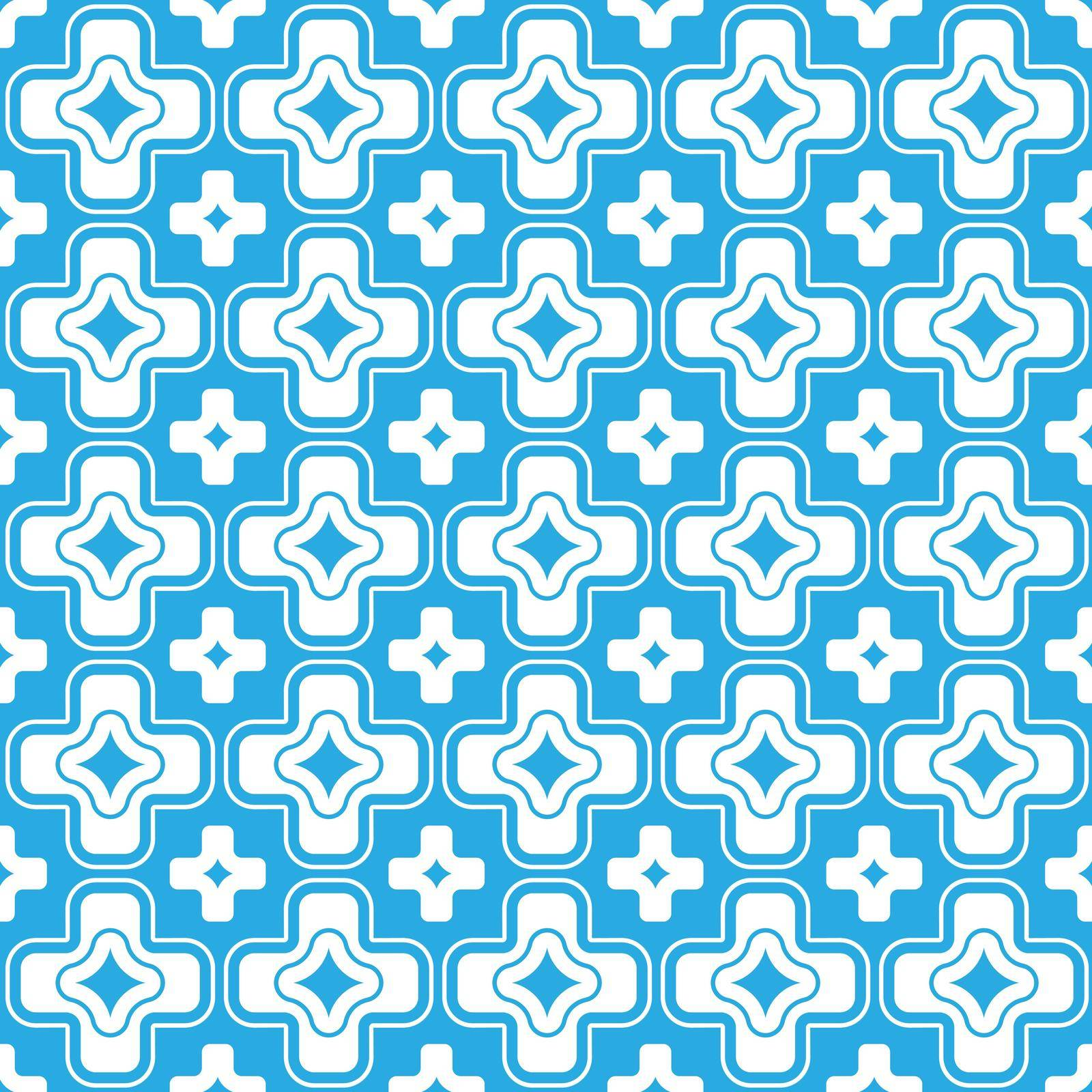 Seamless abstract pattern for texture, textiles, and simple backgrounds. Flat Style